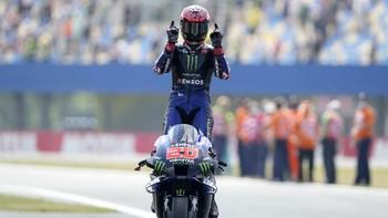 Fabio Quartararo Juara Dunia MotoGP 2021