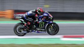 Calon Juara Dunia MotoGP 2021, Quartararo Diancam Vinales