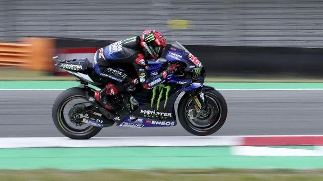 MotoGP 2021 bakal kembali digelar musim ini dengan para pembalap bakal bersaing di MotoGP Styria.