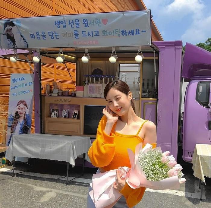 Sempat terseret kontroversi Kim Jung Hyun, Seohyun akan comeback dalam film Moral Sense yang diproduksi oleh Netflix/Foto: instagram.com/seojuhyun