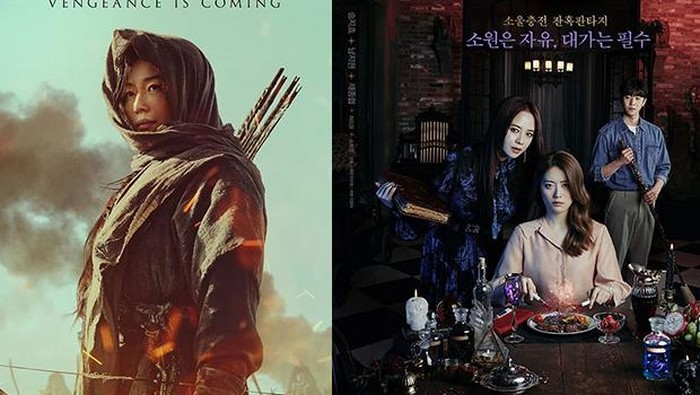 6 Rekomendasi Drama Korea yang Akan Tayang di Bulan Juli 2021