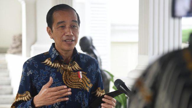 Presiden Jokowi optimistis ekonomi tumbuh 7 persen pada kuartal II di tengah lonjakan kasus covid-19 sejak awal Juni 2021 ini.