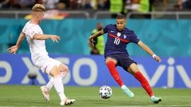 Prancis Tersingkir dari Euro 2020, Vinales Tinggalkan Yamaha