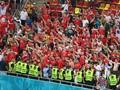 Reaksi Gila Fan Swiss Viral Saat Lawan Prancis