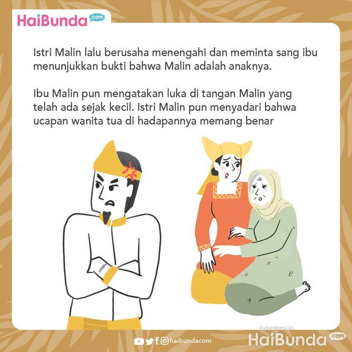 Cerita Nusantara Malin Kundang