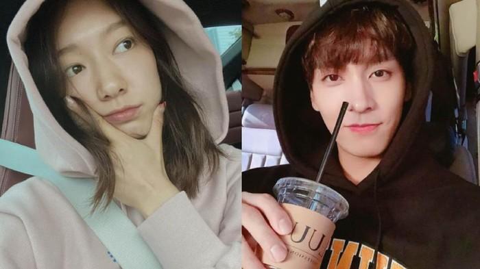 Akhirnya Go Public, Park Shin Hye dan Choi Tae Joon Kompak Pamer Lovestagram