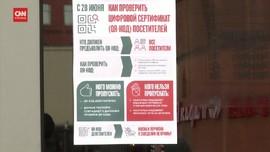 VIDEO: Rusia Gagal Capai Target Vaksinasi 60 Persen Populasi