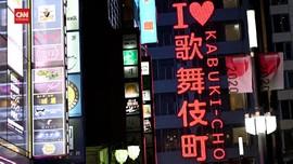 VIDEO: Tokyo Jaga Geliat Kawasan Hiburan Malam saat Pandemi
