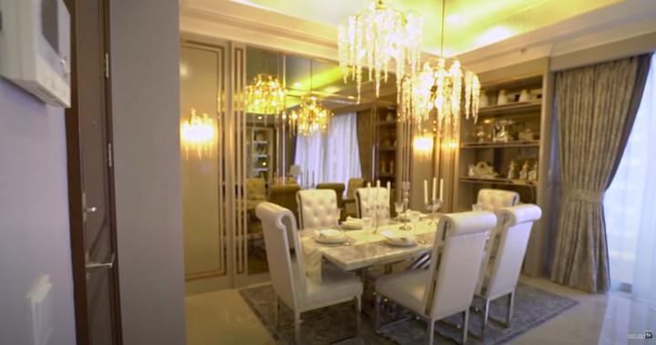 Apartemen Anak Andre Taulany