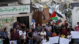 Israel Bongkar Dua Bangunan Palestina di Yerusalem Timur