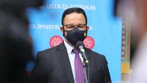 Anies Buka Opsi Seluruh Kegiatan di DKI Pakai Syarat Vaksin