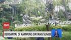 VIDEO: Bersantai di Kampung Dayang Sumbi