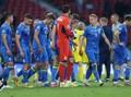 Ukraina vs Inggris: Banyak Jalan Menuju Kemenangan di Roma