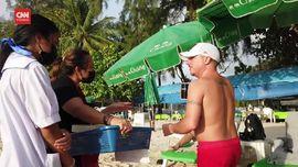 VIDEO: Pilu Pandemi Mendera Restoran sampai Hotel di Phuket