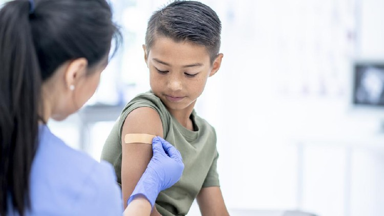 vaksin anak
