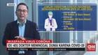 VIDEO: 401 Dokter Meninggal Dunia Karena Covid-19