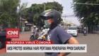 VIDEO: Aksi Protes Warnai Hari Pertama Penerapan PPKM Darurat