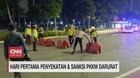 VIDEO: Hari Pertama Penyekatan PPKM Darurat