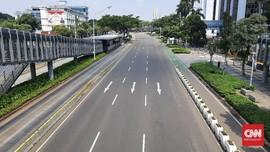PPKM Darurat, Mobilitas Warga Jabodetabek Turun Drastis