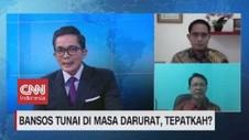 VIDEO: Bansos Tunai di Masa Darurat, Tepatkah?
