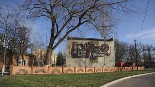 New York, 'Nama Lama' yang Baru Kota Novgorodske di Ukraina