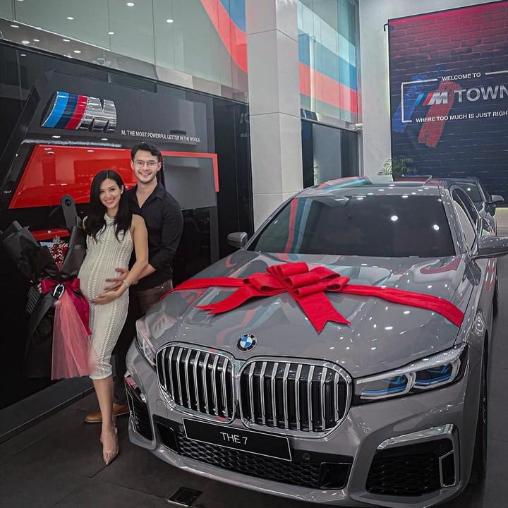 Sylvia Fully dan suami, Kevin Andrean