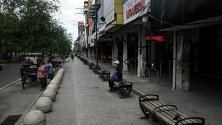 Ribuan Pekerja di Yogyakarta Dirumahkan Sejak PPKM