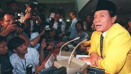 Menteri Johnny Plate Kenang Harmoko Berjasa Membangun Pers RI
