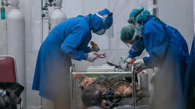 Persi Minta Rumah Sakit Antisipasi Gelombang Ketiga Covid-19