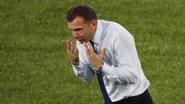 4 Gol Inggris Buat Shevchenko Meledak di Perempat Final Euro