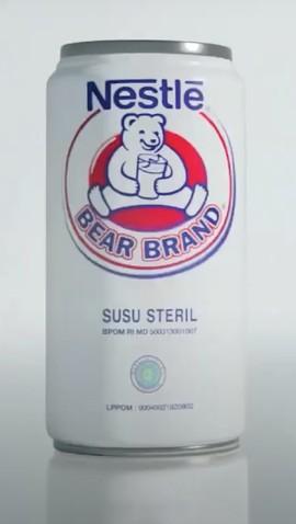 Nestle Bersuara soal Lonjakan Permintaan Susu Beruang