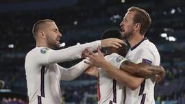 5 Rahasia Inggris Hajar Ukraina di Euro 2020