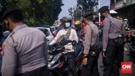 Polisi Amankan Pemuda di Serang karena Tak Percaya Covid-19