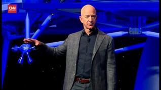 VIDEO: Jeff Bezos Mengundurkan Diri dari Kursi CEO Amazon