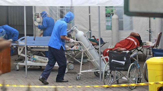 Koalisi Sipil Beri Pemerintah Nilai C Soal Penanganan Pandemi