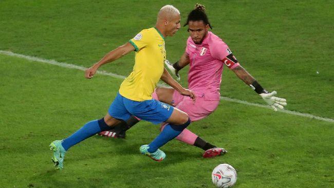 Brasil vs Jerman akan berduel pada hari pertama sepak bola putra di Olimpiade Tokyo 2020 di Stadion Yokohama, Kamis (22/7) sore.