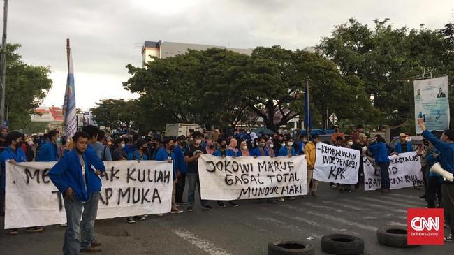 Demokrat Geram Dituding Tunggangi Demo Mahasiswa Tolak PPKM