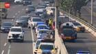 VIDEO: Petugas Seleksi Pengemudi Exit Tol Dalam Kota
