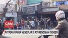 VIDEO: Antrean Warga Mengular di Pos Pengisian Oksigen