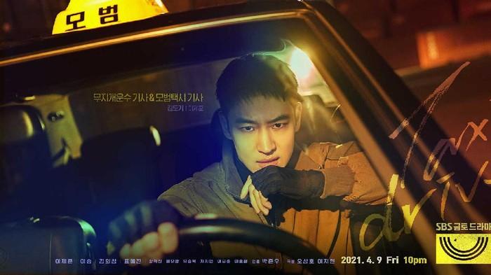 Mulai Syuting Season 2, Ini 5 Alasan Kamu Harus Nonton Drama Korea Taxi Driver