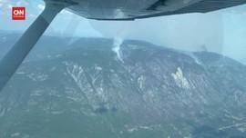 VIDEO: Gelombang Panas Picu Karhutla di Kanada
