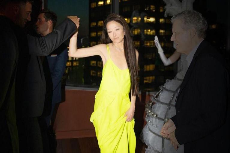 Vera Wang seorang desainer faishon Amerika Serikat baru saja merayakan ulang tahun yang ke 72. Yuk kita intip!