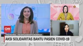 VIDEO: Aksi Solidaritas Bantu Pasien Covid-19