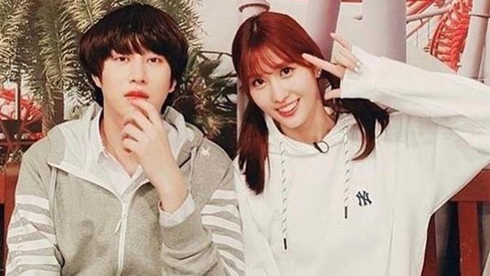 Bikin Fans Sedih, Heechul Super Junior dan Momo Twice Dikabarkan Putus