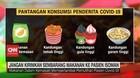 VIDEO: Jangan Kirimkan Sembarang Makanan Ke Pasien Isoman