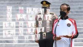 Presiden Pastikan PON Papua 2020 Sesuai Rencana