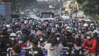 WHO: Mobilitas Rekreasi Jawa-Bali Naik, Mirip Sebelum Pandemi