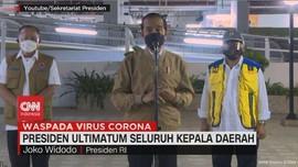 VIDEO: Presiden Ultimatum Seluruh Kepala Daerah