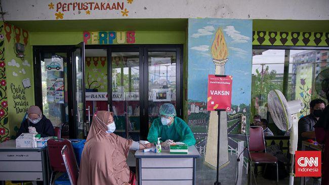 PSI menilai perlu pendekatan berbeda untuk mempercepat vaksinasi agar herd immunity di ibu kota segera tercepai.