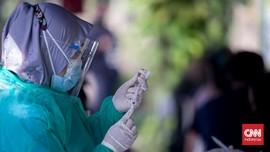 Jatim-Bogor Kekurangan Vaksin, Target Nasional Merosot